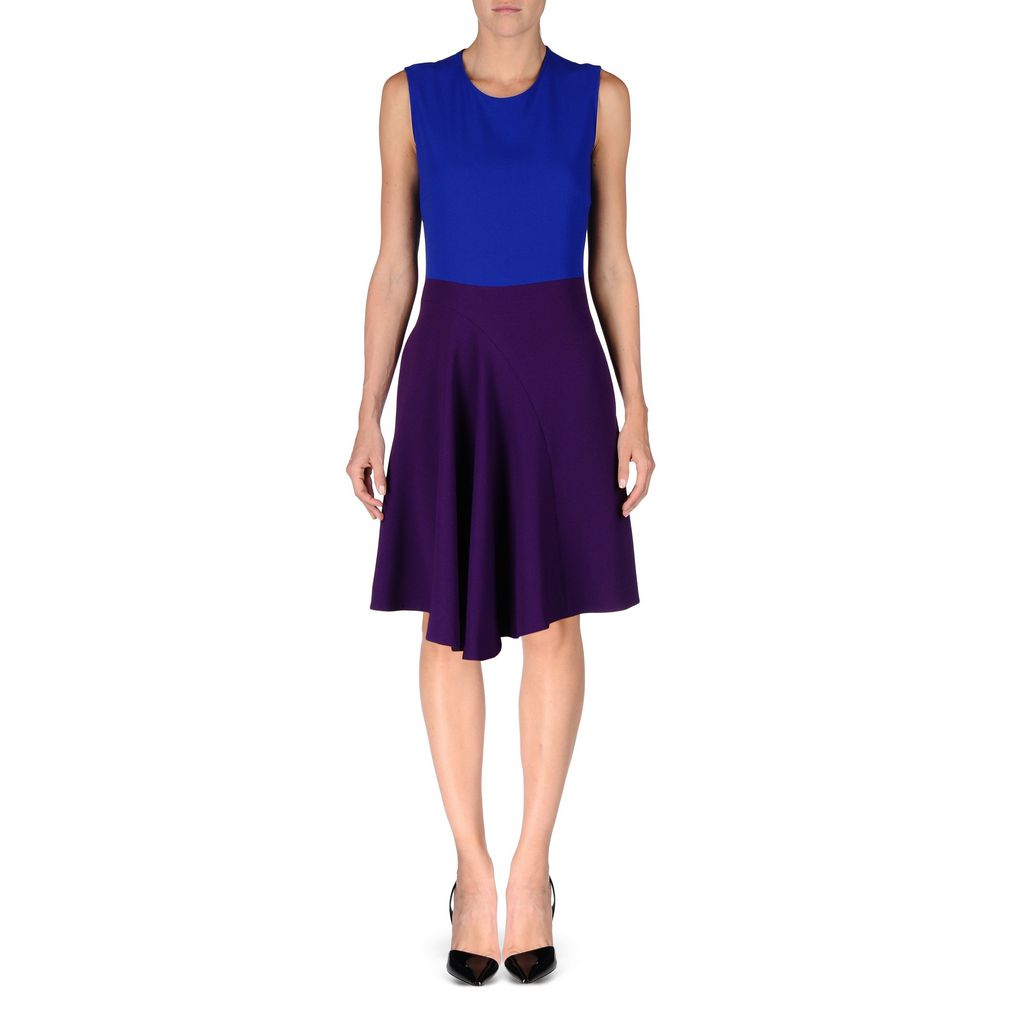 Purple Heidi Dress - STELLA MCCARTNEY