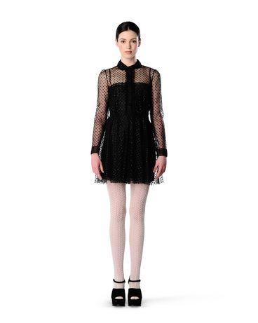 REDValentino JR0VA01B211 0NO Gown Woman d
