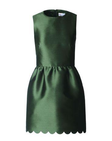 REDValentino JR0VA1R51WF V03 Long dress Woman f