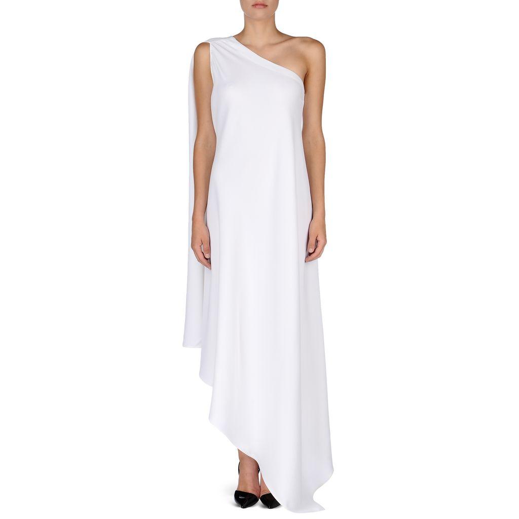 White Charlie Dress - STELLA MCCARTNEY