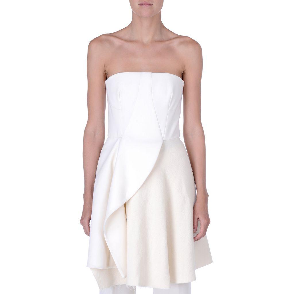 Wool tailoring Marcy dress - STELLA MCCARTNEY