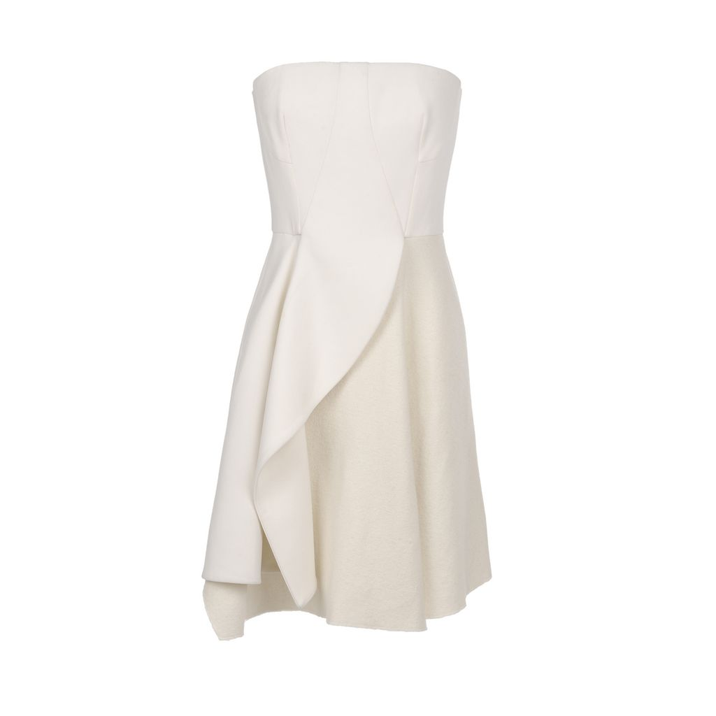 Wool tailoring Marcy dress - STELLA MCCARTNEY