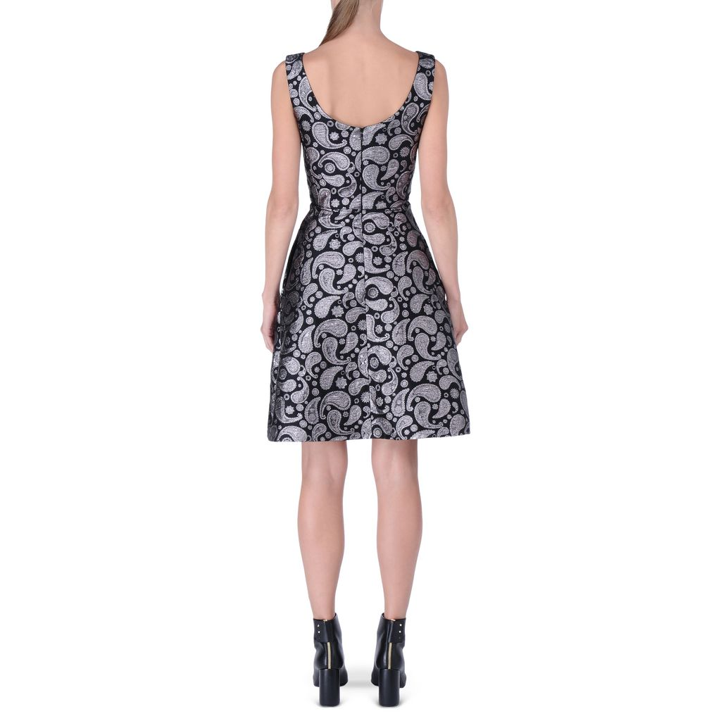 Paisley Jacquard Cindy dress - STELLA MCCARTNEY