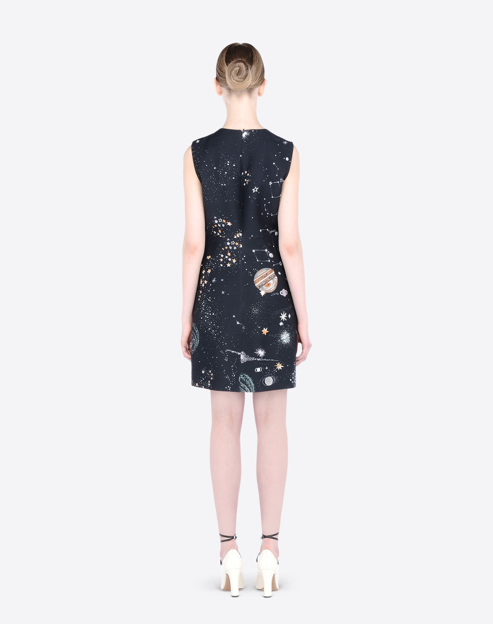 VALENTINO JB3VA3Y520E 598 Printed dress D r