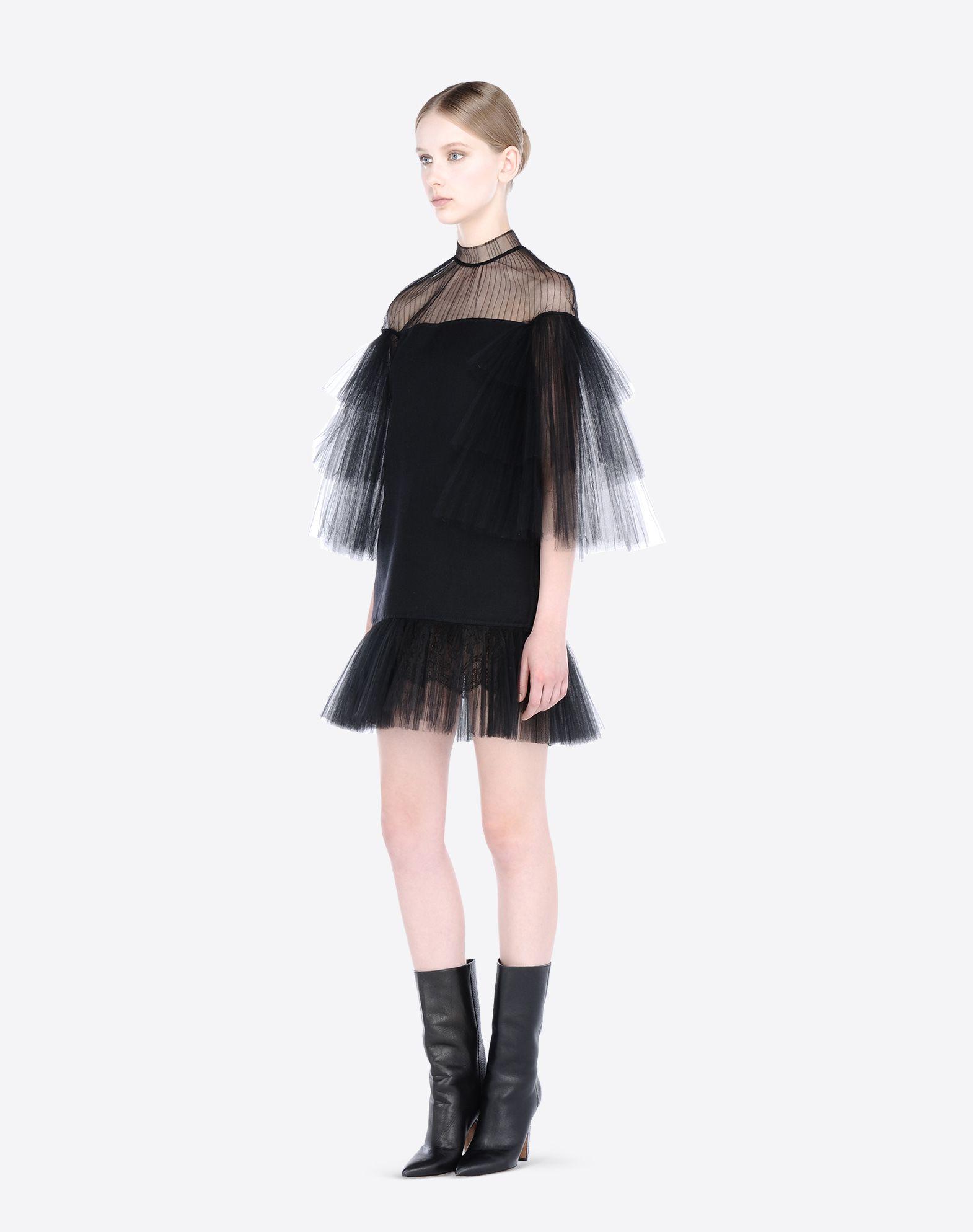 VALENTINO JB0VA5G11ED 0NO Dress D d