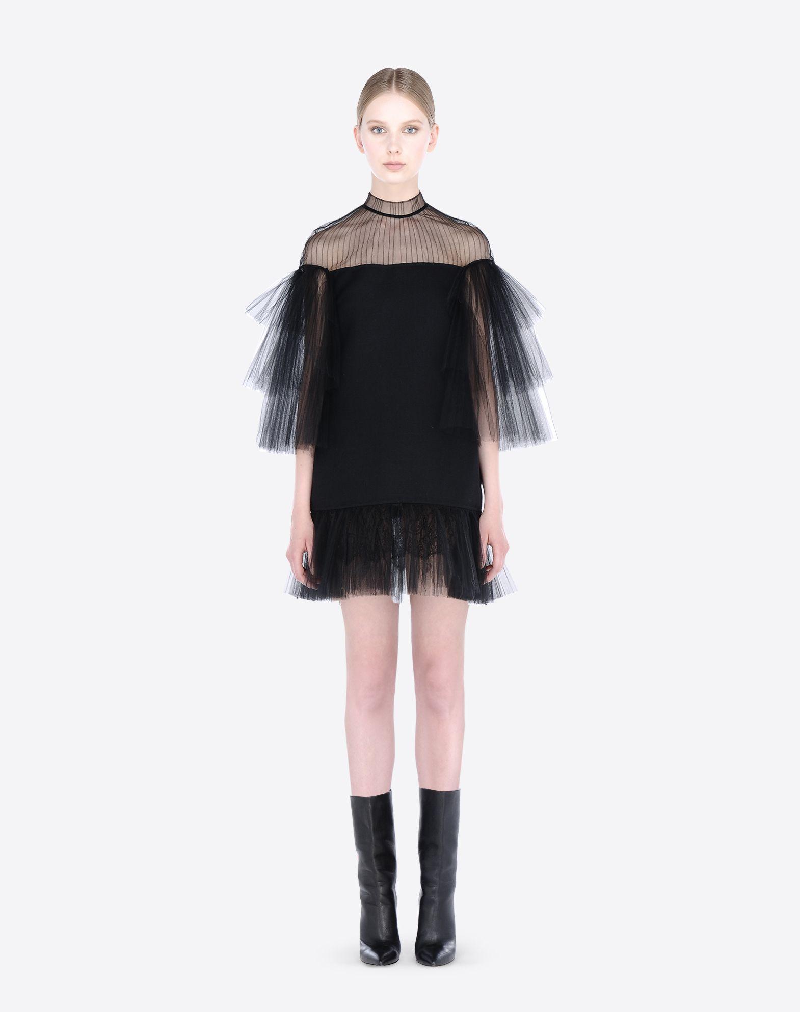 VALENTINO JB0VA5G11ED 0NO Dress D f