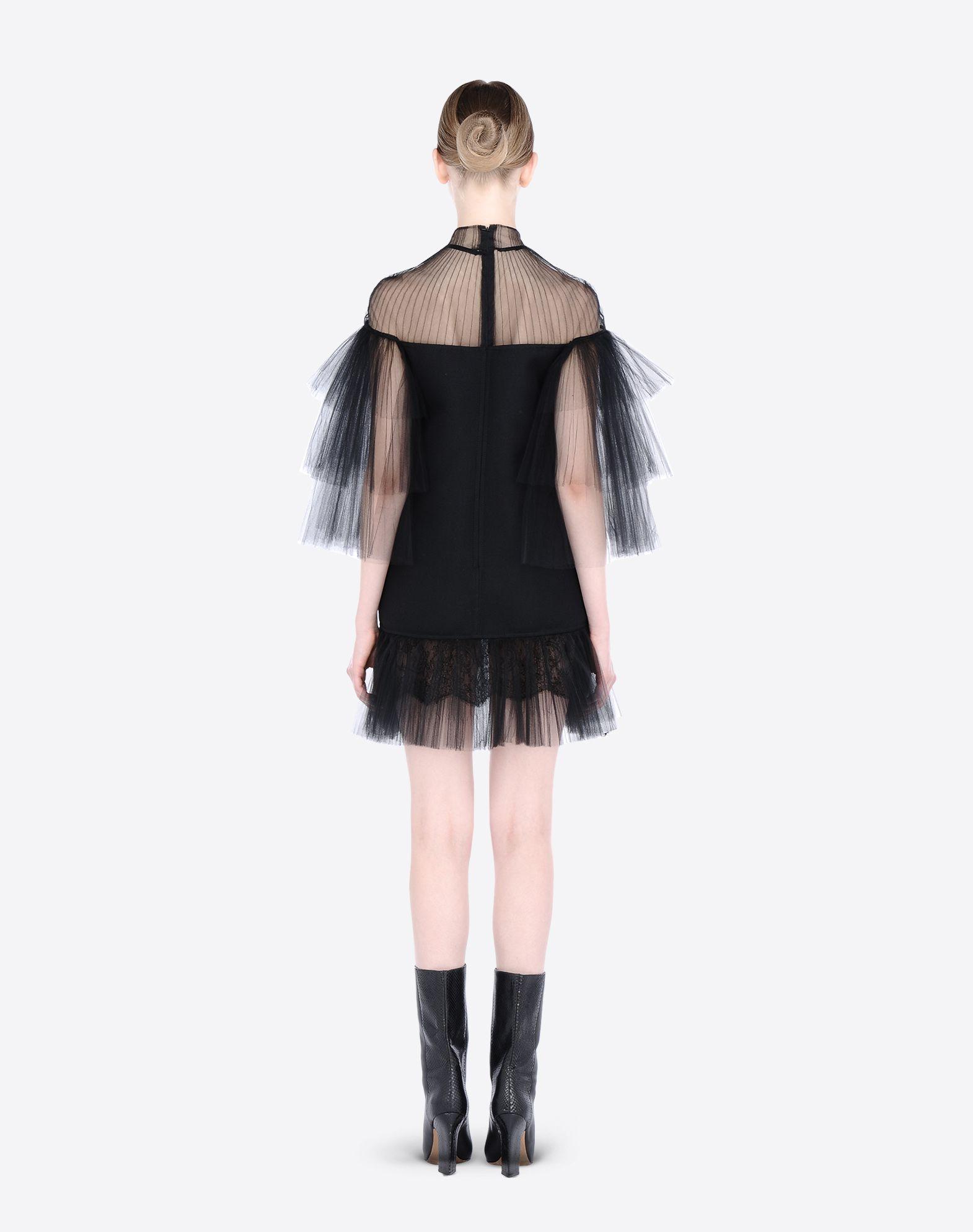 VALENTINO JB0VA5G11ED 0NO Dress D r