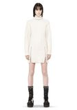 ALEXANDER WANG CABLE KNIT TURTLENECK DRESS  KNIT DRESS Adult 8_n_f