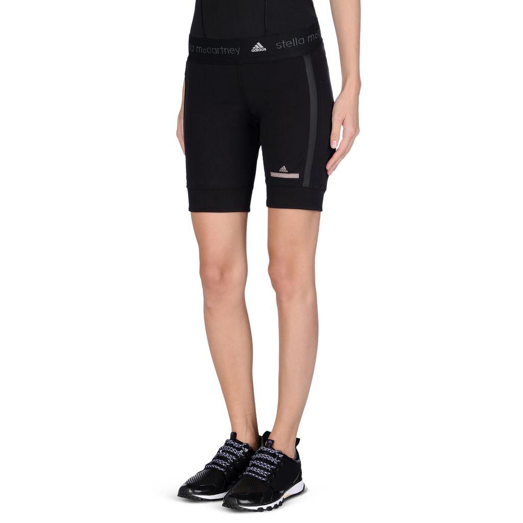 Black Climaheat Shorts - ADIDAS by STELLA McCARTNEY