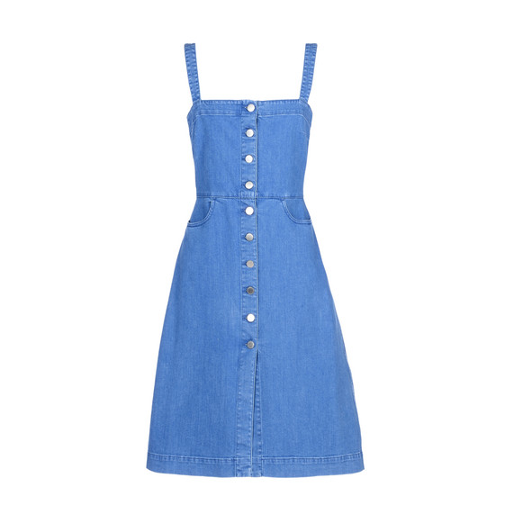 Supreme blue Linda Dress