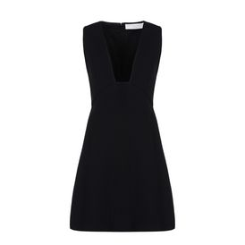 STELLA McCARTNEY Mini D Aline Dress f