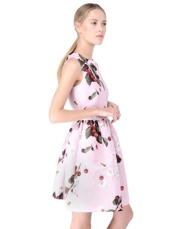 REDValentino KR3VA26024C 159 Printed dress Woman d