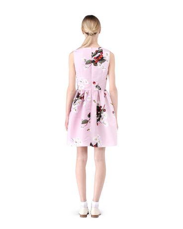 REDValentino KR3VA26024C 159 Printed dress Woman r