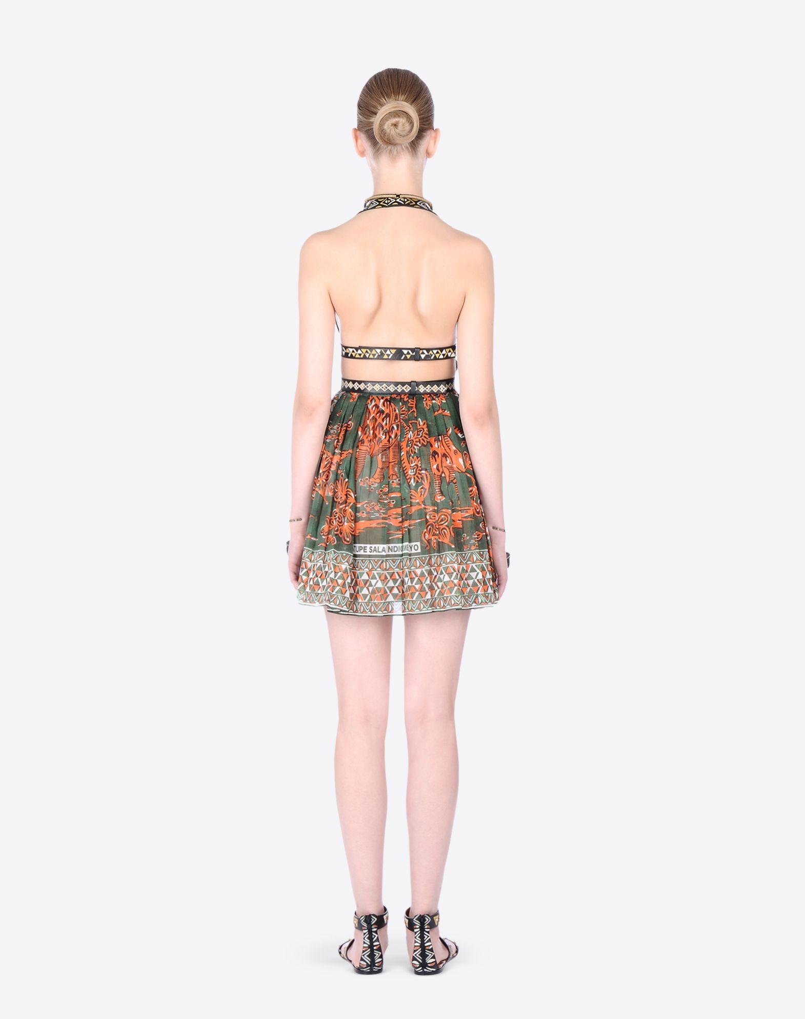 VALENTINO KB0VA7L52HW RN1 Dress D a