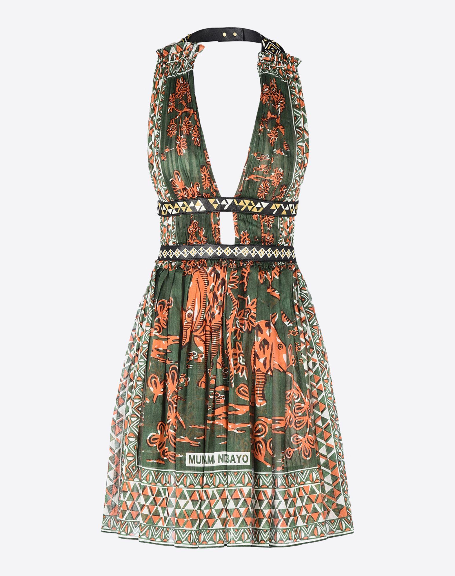 VALENTINO KB0VA7L52HW RN1 Dress D f
