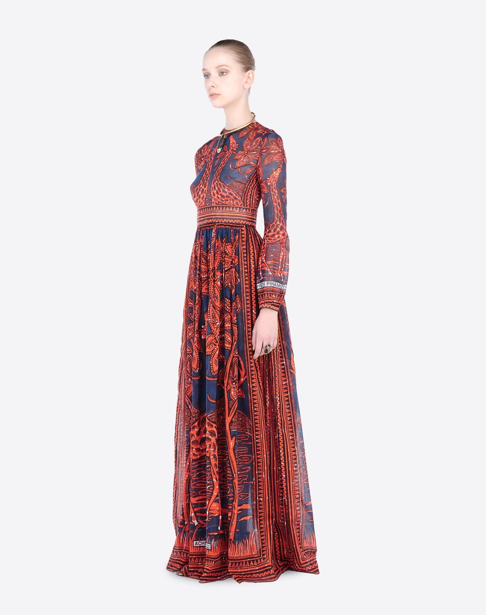 VALENTINO KB0VD2S52J0 GR1 Dress D d
