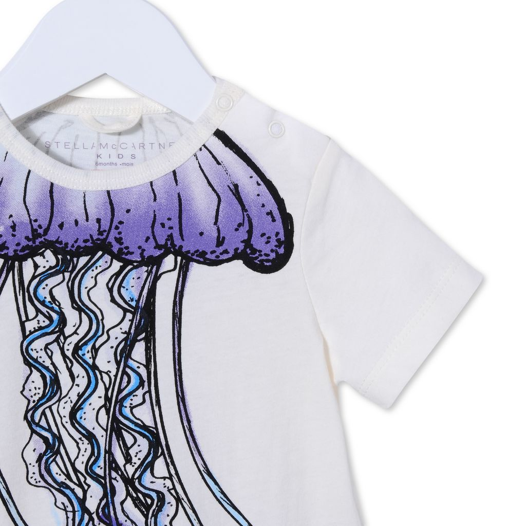 Kit Jellyfish All-in-one - STELLA MCCARTNEY KIDS