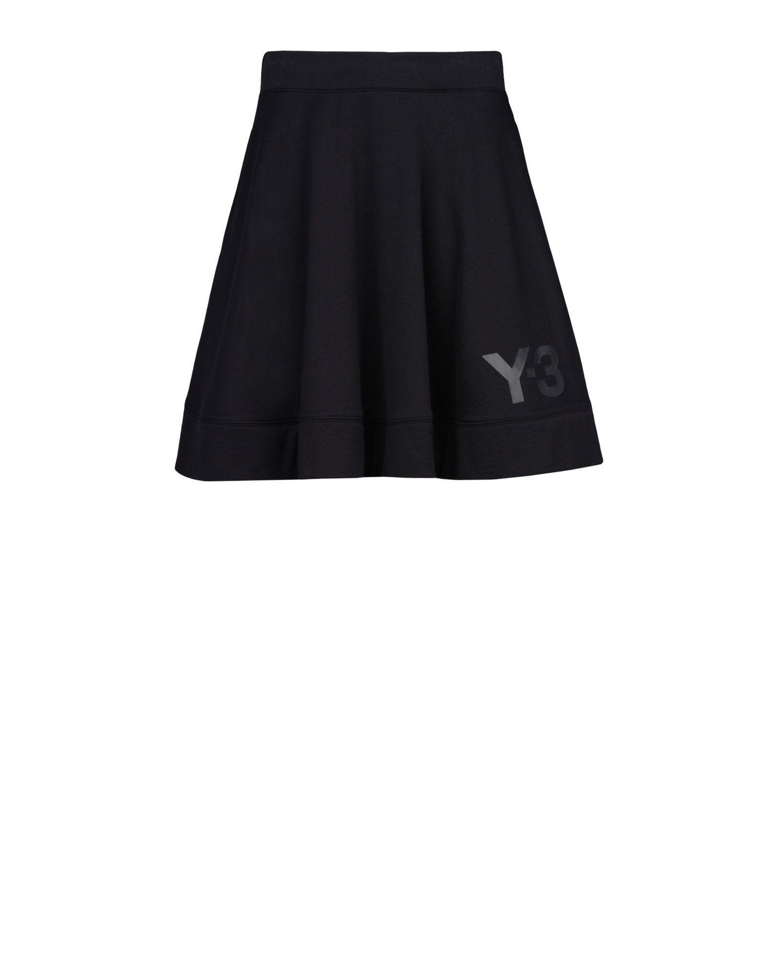 Y 3 DANCER SKIRT Knee Length Skirts for Women | Adidas Y-3 ...