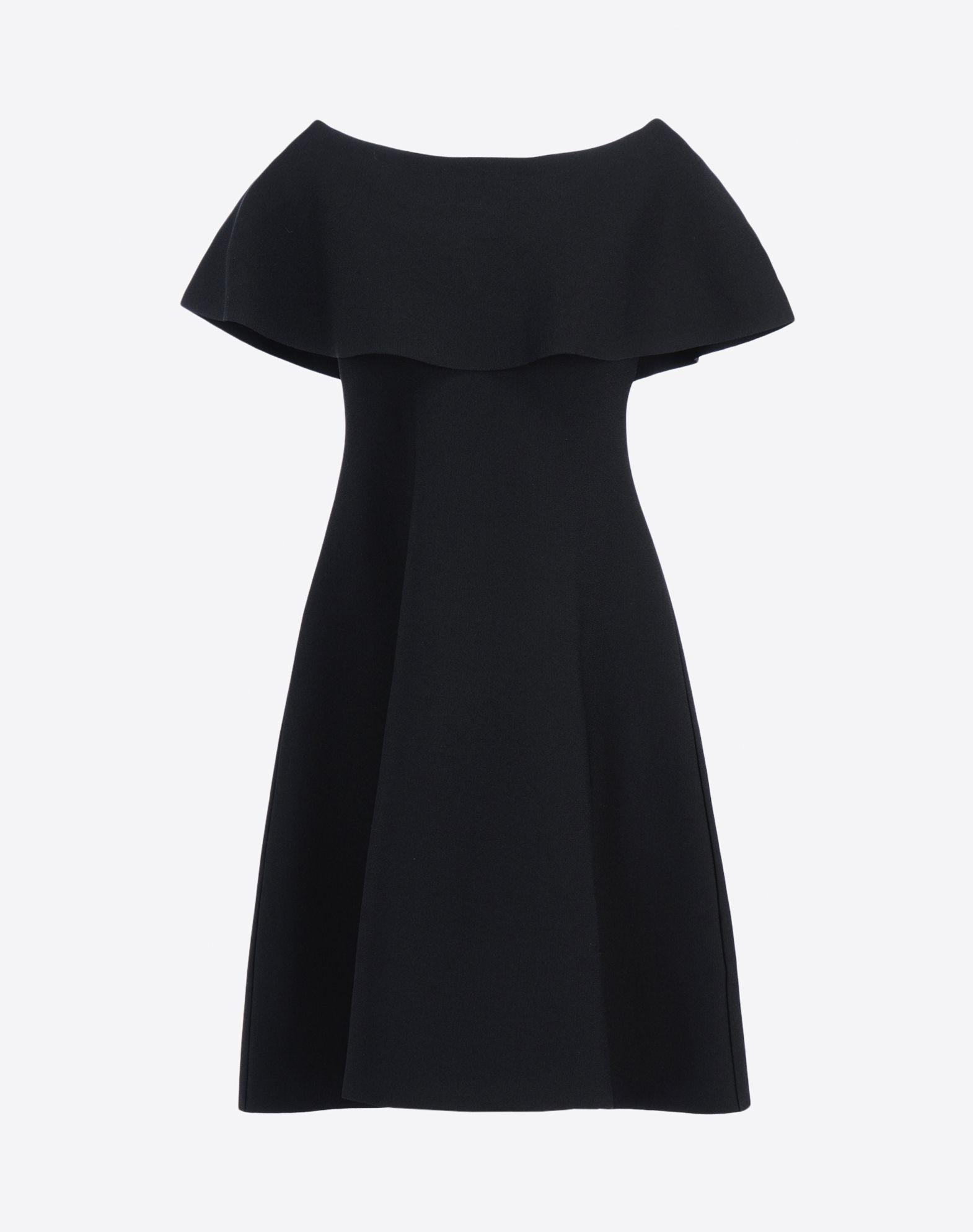 VALENTINO Knitted Wide neckline Unlined Raw-cut hem  34600260ol