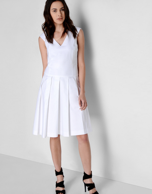 TRU TRUSSARDI - Mid-length dress