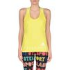ADIDAS by STELLA McCARTNEY Yellow Sports Tank adidas Topwear D d