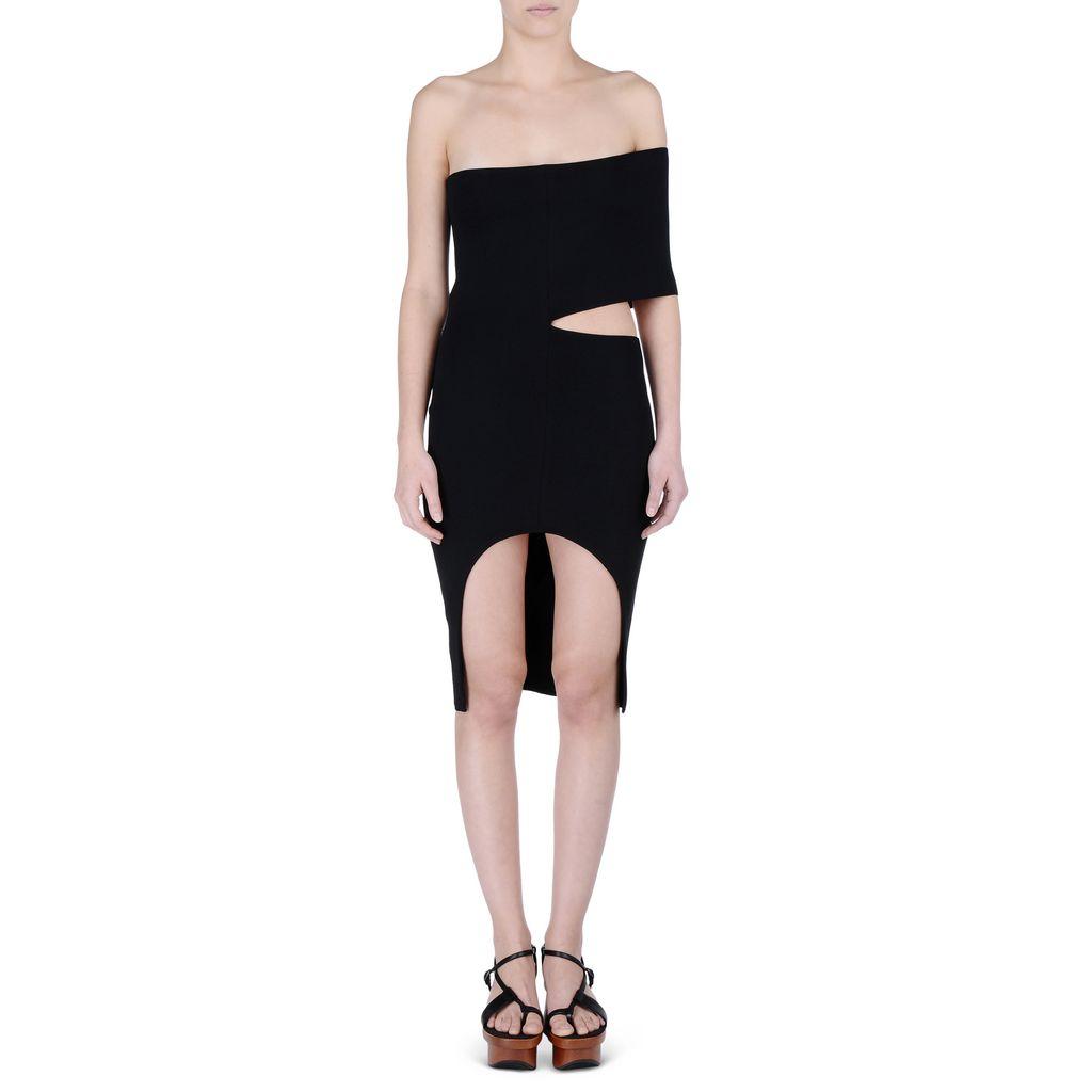 Black Strapless Dress - STELLA MCCARTNEY