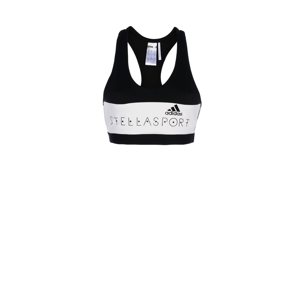Black Sports Bra  - ADIDAS by STELLA McCARTNEY