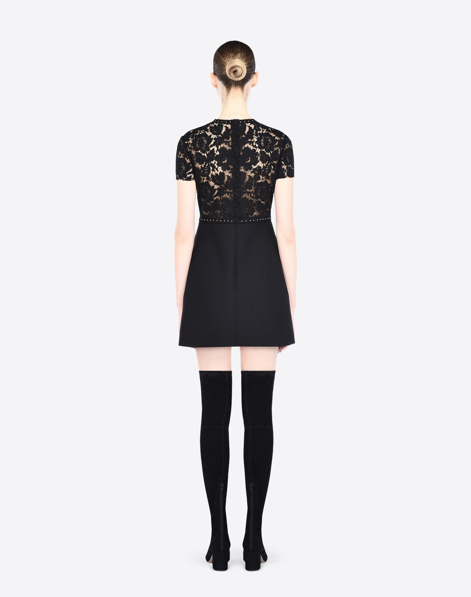 VALENTINO LB3VA9E51EC 0NO Dress D a