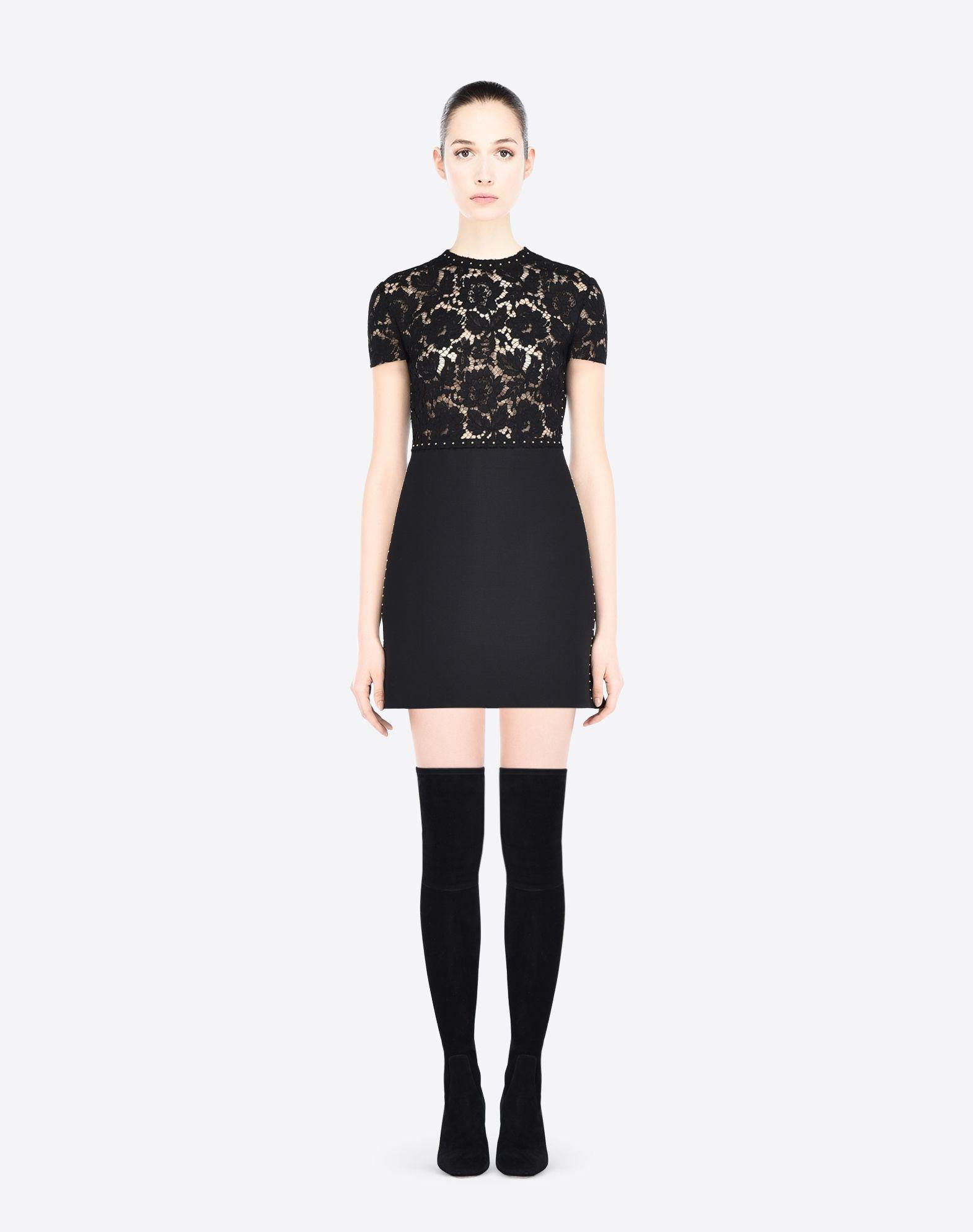 VALENTINO LB3VA9E51EC 0NO Dress D r