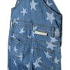 STELLA McCARTNEY KIDS Salopette Rudy en denim bleu  Robes & Combinaisons D e