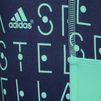 ADIDAS by STELLA McCARTNEY Grey 3/4 Length Leggings  adidas Bottoms D a