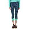 ADIDAS by STELLA McCARTNEY Grey 3/4 Length Leggings  adidas Bottoms D d