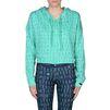 ADIDAS by STELLA McCARTNEY Green Logo Hoodie  adidas Topwear D d