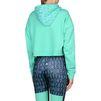 ADIDAS by STELLA McCARTNEY Green Logo Hoodie  adidas Topwear D e