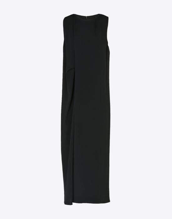 Maison Margiela Midi Bias Cut Dress Women Online Official Store