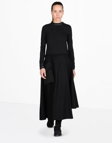 Y-3 FLANNEL SKIRT DRESSES & SKIRTS woman Y-3 adidas