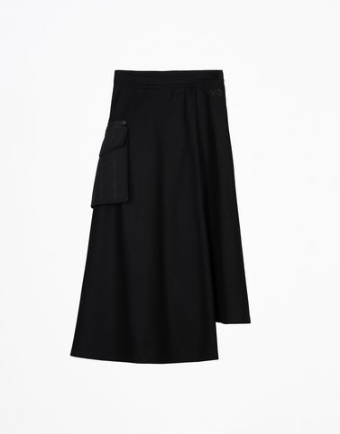 Y-3 FLANNEL SKIRT DRESSES & SKIRTS woman Y-3 adidas