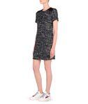 Sparkle bouclé dress
