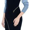STELLA McCARTNEY Ink Sleeveless Dress Knee Length D a