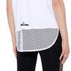 ADIDAS by STELLA McCARTNEY White essentials mesh t-shirt adidas Topwear D a