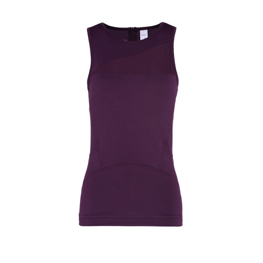 Purple Studio Cool Tank - ADIDAS by STELLA McCARTNEY