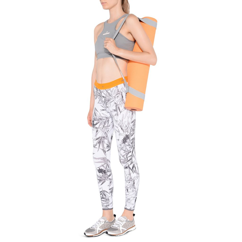 Grey high intensity sports bra - ADIDAS by STELLA McCARTNEY