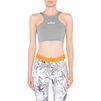 ADIDAS by STELLA McCARTNEY Grey high intensity sports bra adidas Bras D d