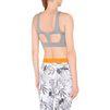 ADIDAS by STELLA McCARTNEY Grey high intensity sports bra adidas Bras D e