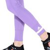 ADIDAS by STELLA McCARTNEY Purple performance leggings adidas Bottoms D a