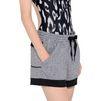 ADIDAS by STELLA McCARTNEY Black essentials knit shorts adidas Bottoms D a