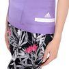 ADIDAS by STELLA McCARTNEY Purple performance tank adidas Topwear D a