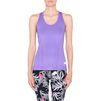 ADIDAS by STELLA McCARTNEY Purple performance tank adidas Topwear D d