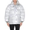 ADIDAS by STELLA McCARTNEY Silver wintersports puffer jacket adidas Jackets D d