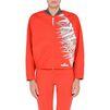 ADIDAS by STELLA McCARTNEY Red Studio Bamboo Jacket adidas Jackets D d
